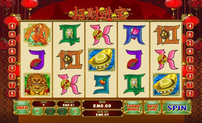 lucky palace online game download