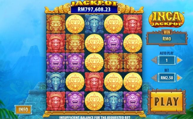 lucky palace casino register